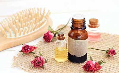 Эфирные масла для сухих и секущихся волос