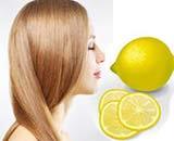 Народные способы осветления волос