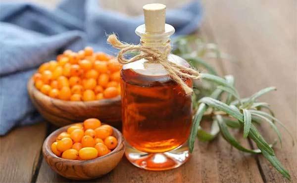 Облепиховое масло для жирных волос