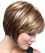 Мелированные волосы фото короткие