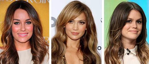 мелирование на какие волосы делают