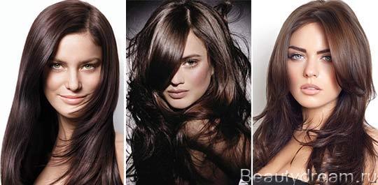 Макияж цвет волос мокко фото