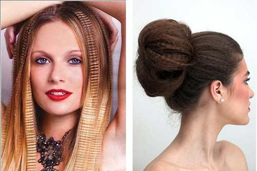 Как сделать рифленые волосы