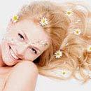 Ромашка для волос: свойства и применение