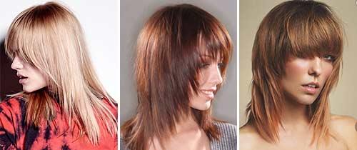 какой мода стрижка волос