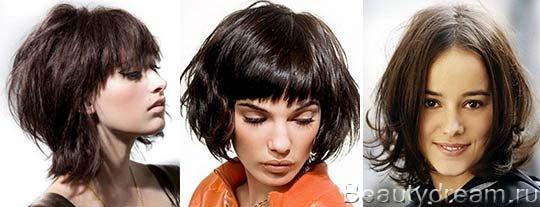 Короткие женские стрижки французская стрижка