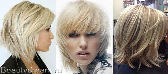 Модные варианты стрижек на волосы разной длины новые фото