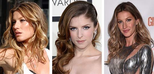 носом какие стрижки делают на длинные волосы с длинным носом