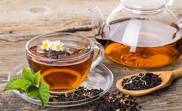 Чай для роста волос
