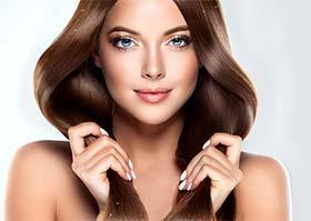 Народные средства для блеска волос в домашних условиях