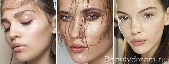 макияж модные тенденции